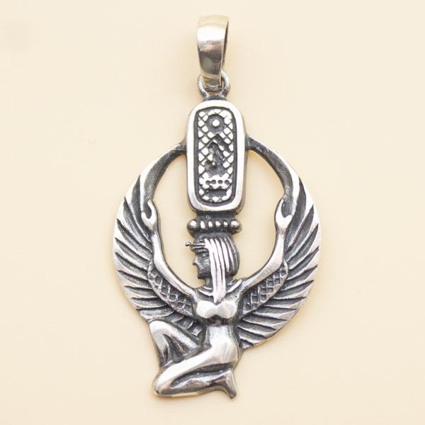 """Colgante de plata """"Diosa Isis"""""""