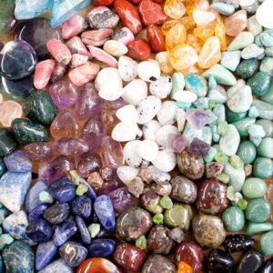 Minerales pulidos