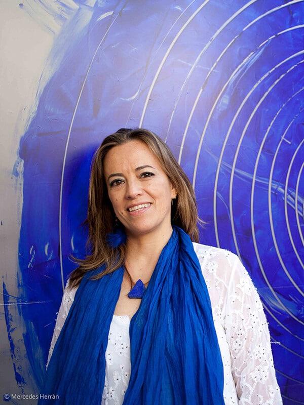 Retrato Carla Iglesias