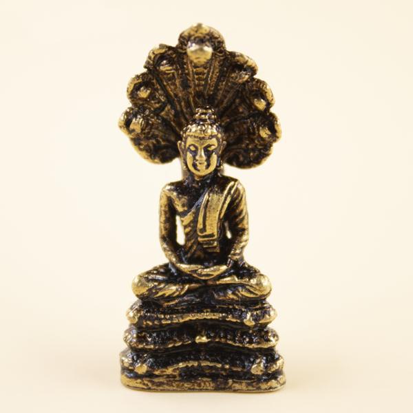Buda y la serpiente de 7 cabezas