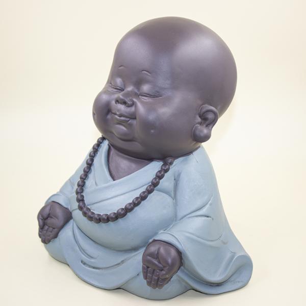 Buda bebe meditando