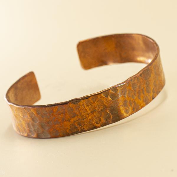 Brazalete de cobre