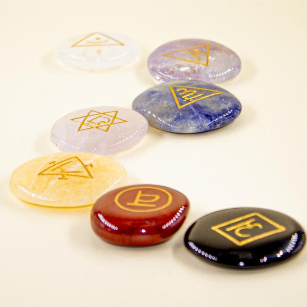 juego 7 chachas y sus simbolos